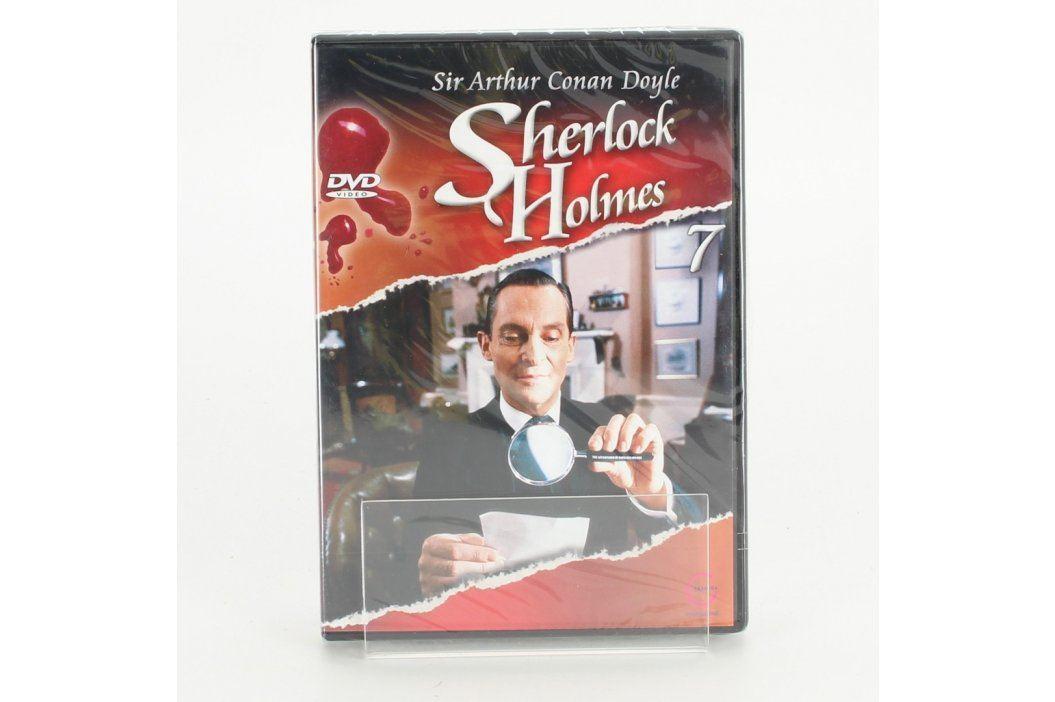 DVD film Sherlock Holmes 7 Filmy