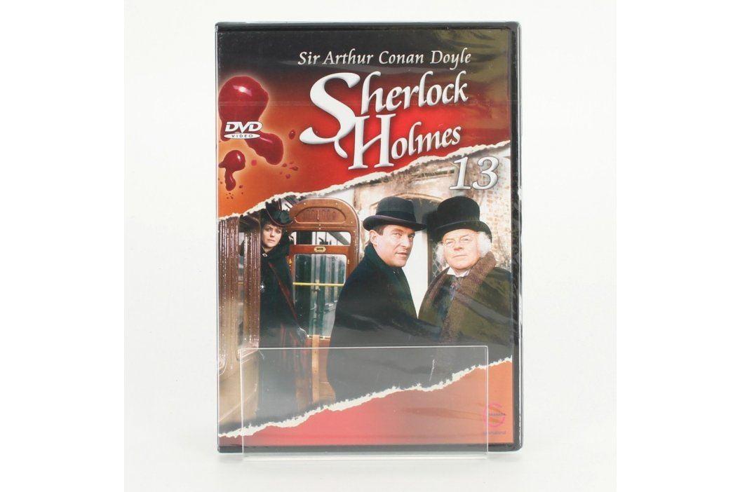 DVD film Sherlock Holmes 13 Filmy