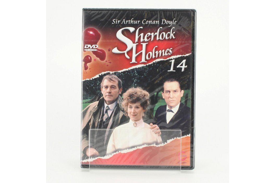 DVD film Sherlock Holmes 14 Filmy
