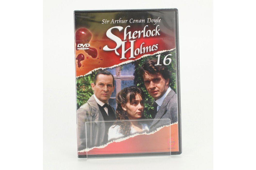 DVD film Sherlock Holmes 16 Filmy