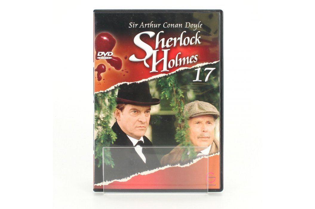 DVD film Sherlock Holmes 17 Filmy