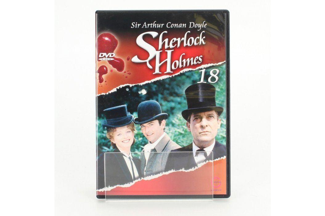 DVD film Sherlock Holmes 18 Filmy