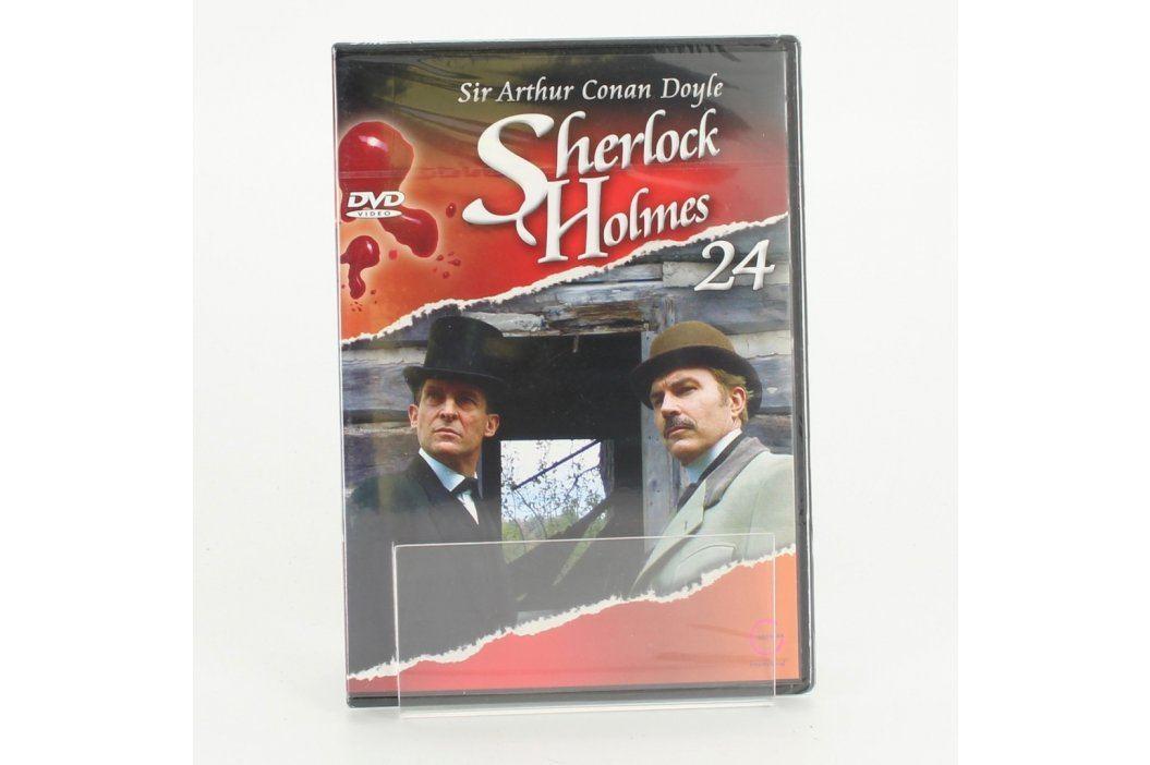 DVD film Sherlock Holmes 24 Filmy