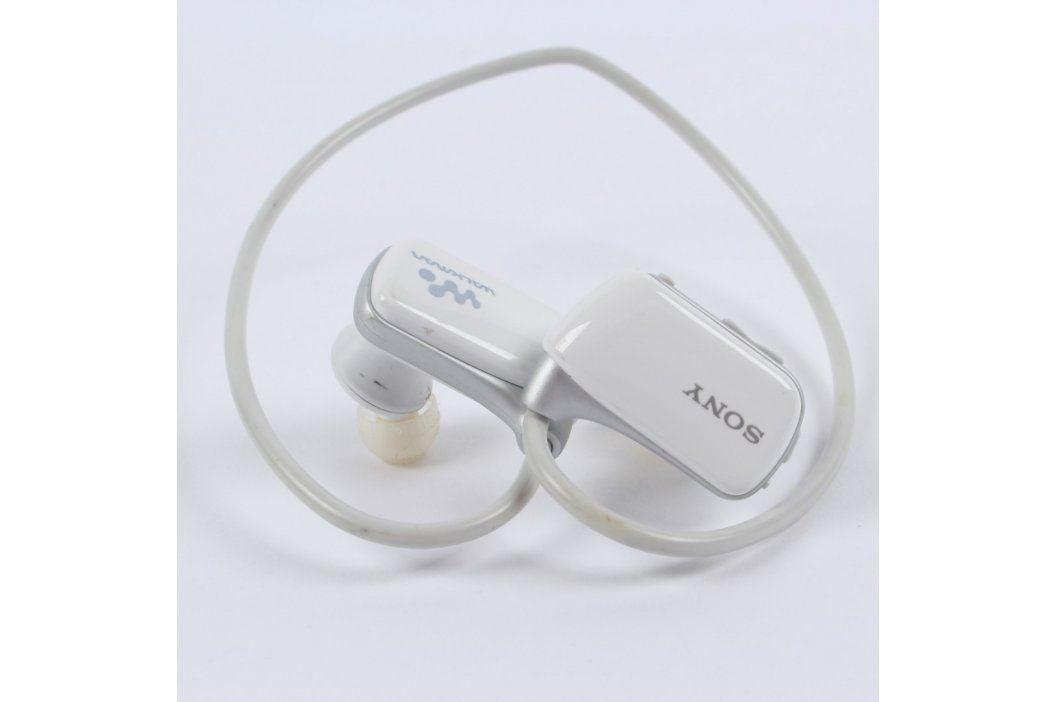 MP3 přehrávač Sony NWZ-W273SW voděodolný MP3 a MP4 přehrávače