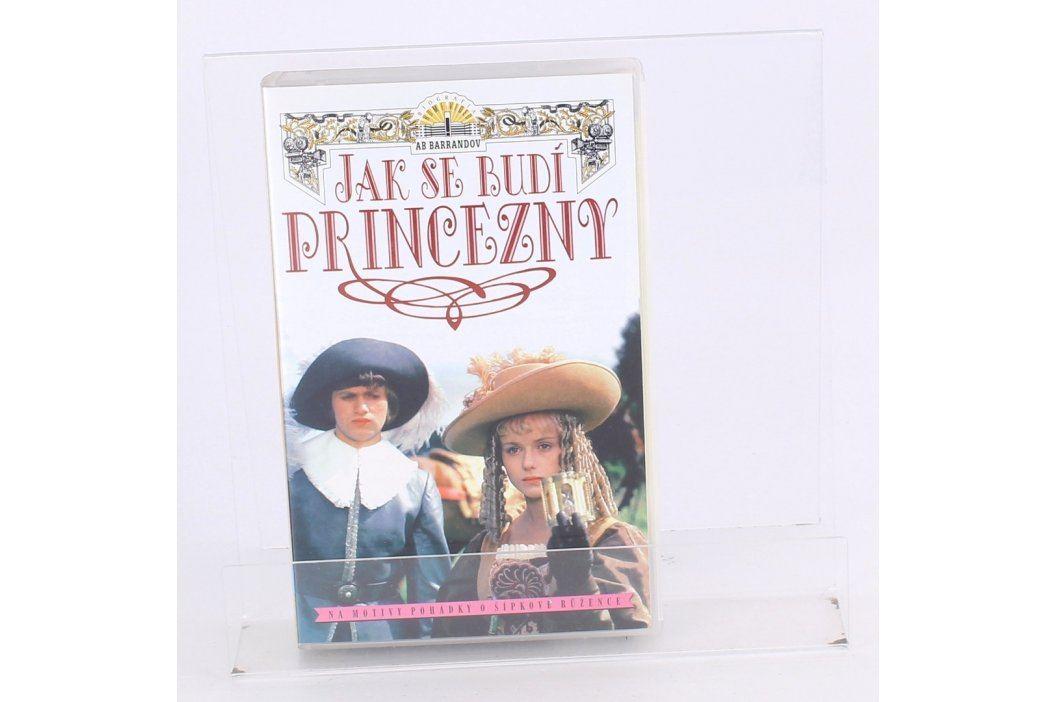 VHS: Jak se budí princezny Filmy