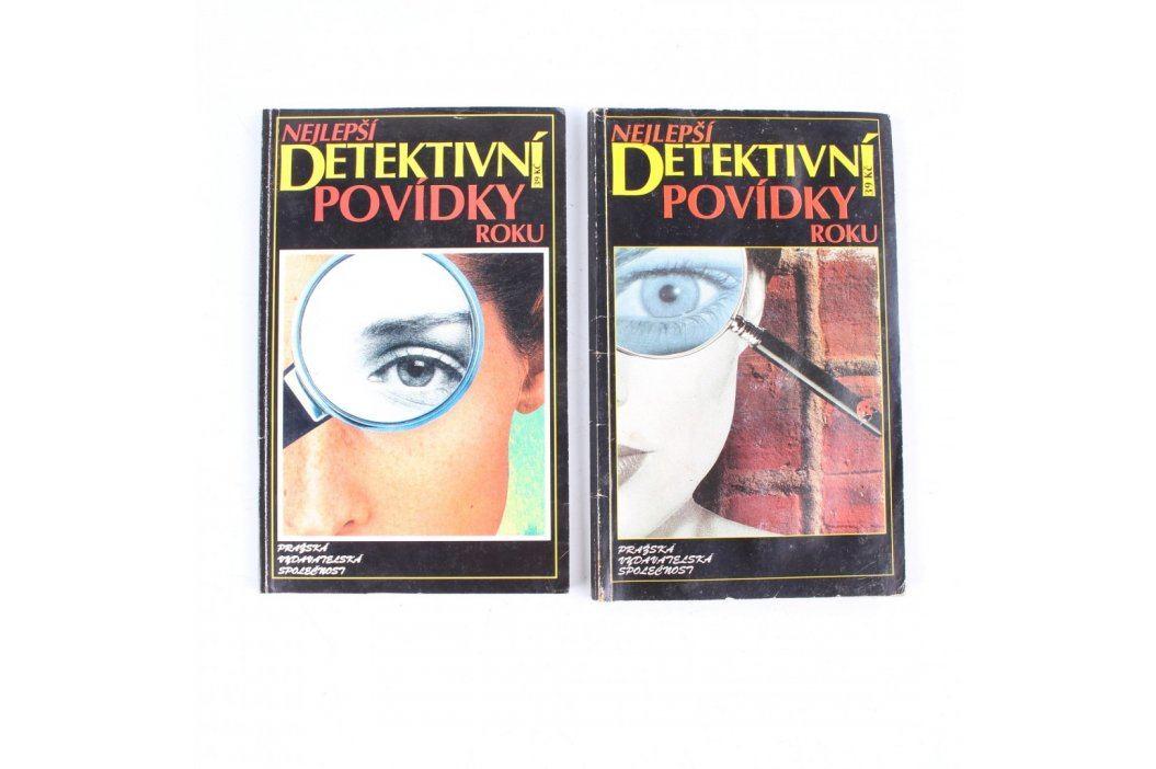 Časopisy Nejlepší detektivní povídky roku Časopisy a komiksy