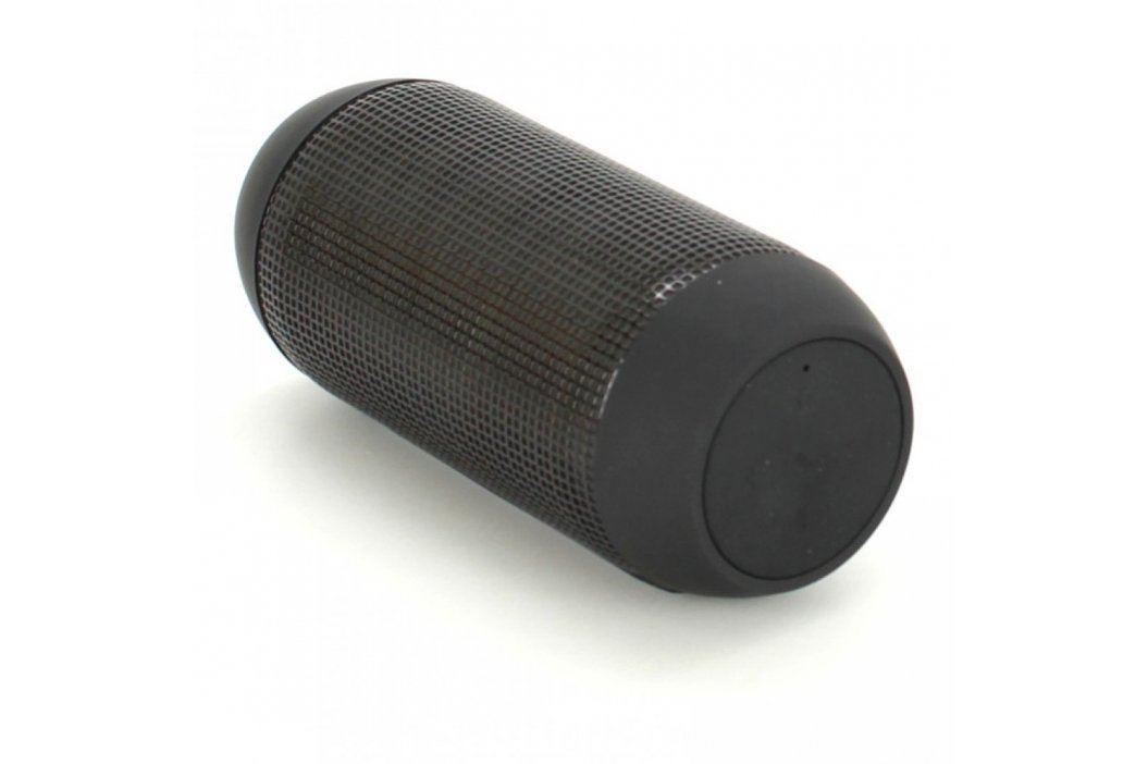 Bluetooth reproduktor měnící barvu černý 4 W Reprosoustavy a reproduktory