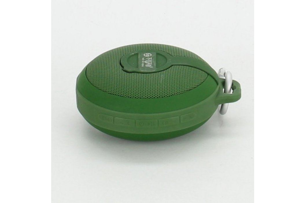 Bluetooth reproduktor BV270 zelený Reprosoustavy a reproduktory