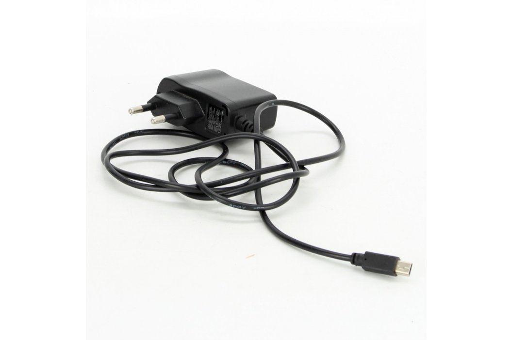 Nabíječka DSE12-050220 mini USB černá Nabíječky