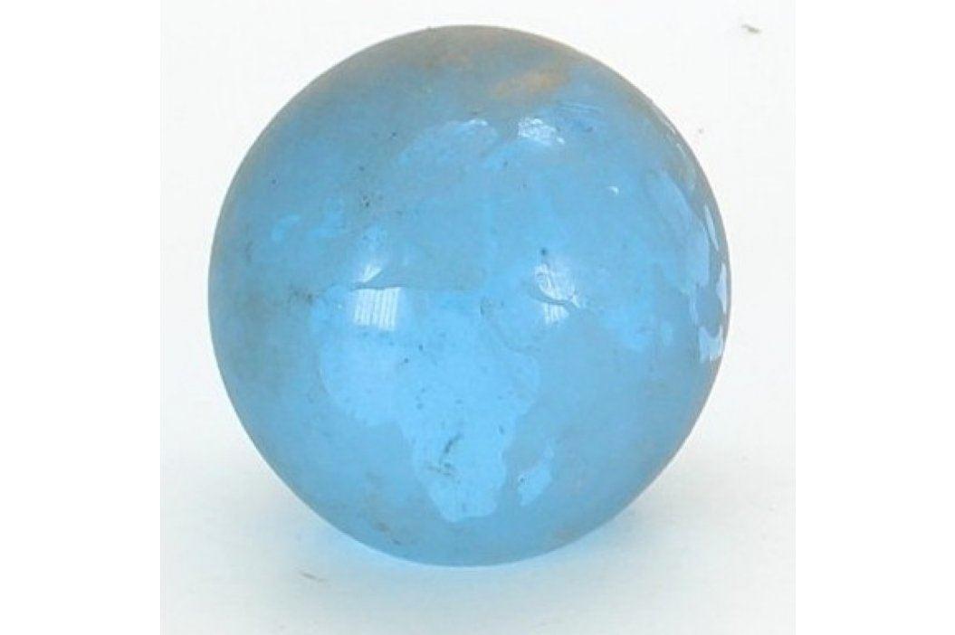 Skleněný glóbus R.O.C. modrý Firemní propagační předměty