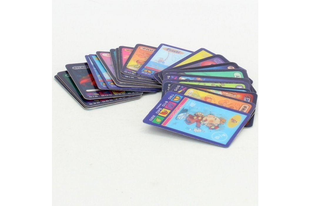 Sada hracích karet Spacix Karetní hry