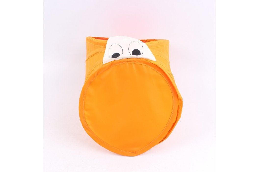 Úložný box na hračky odstín oranžové Dekorace do dětských pokojů