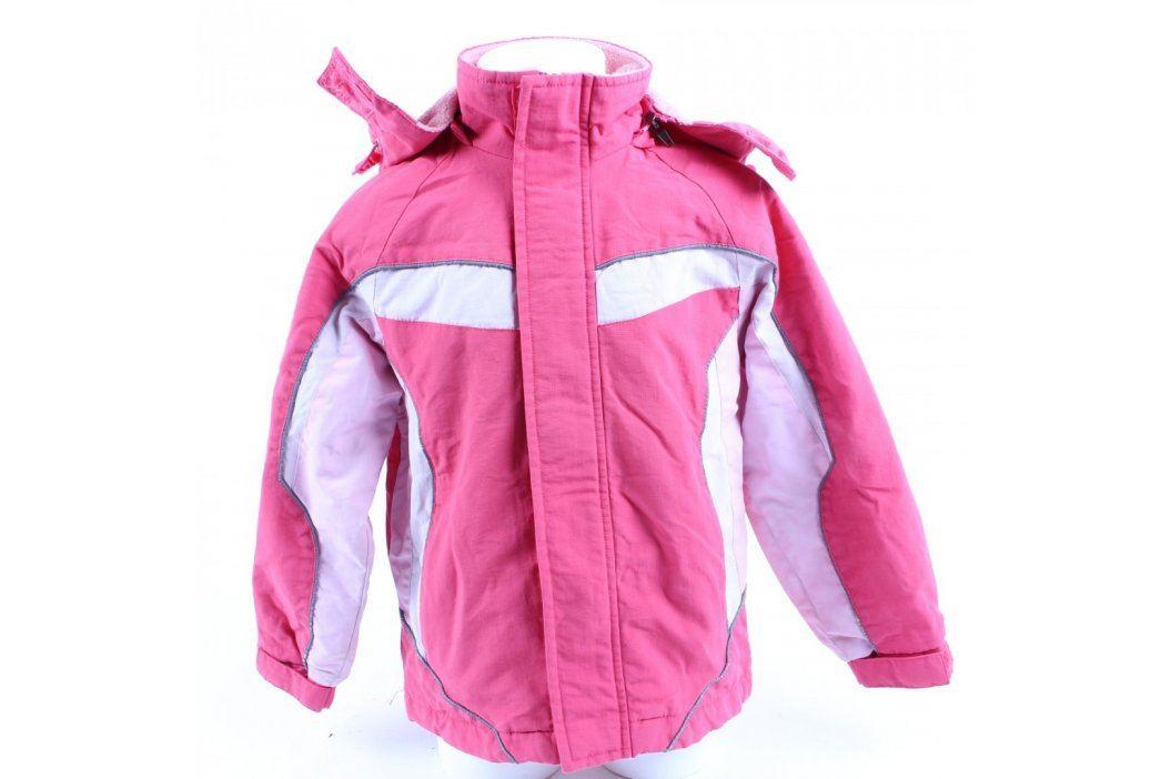 Dětská bunda Kugo sport růžová Dětské bundy a kabáty