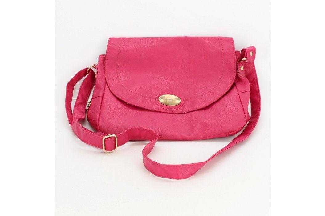 Dámská kabelka Nathalie Andersen růžová Kabelky