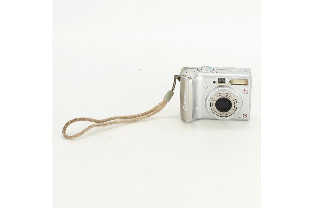 Digitální fotoaparát Canon PowerShot A530 Digitální fotoaparáty