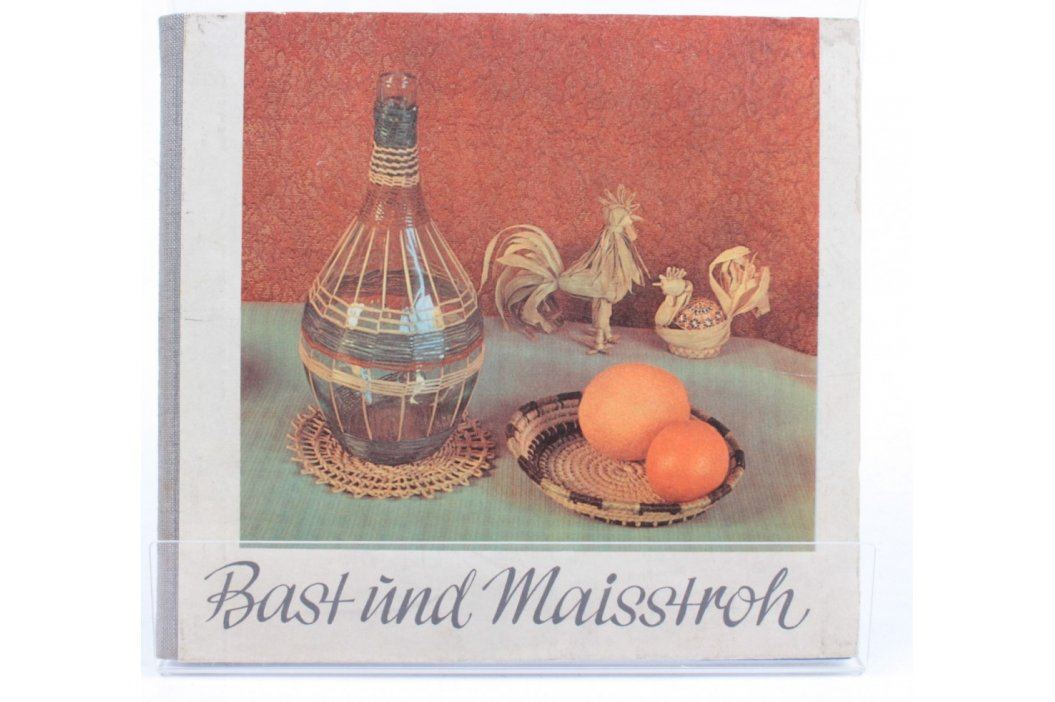 Kniha Hertha Kurth: Bast a kukuřičná píce Knihy