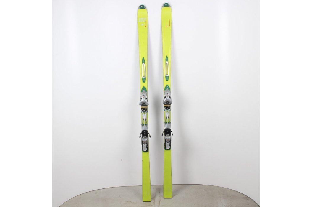 Sjezdové lyže Nordica s vázáním