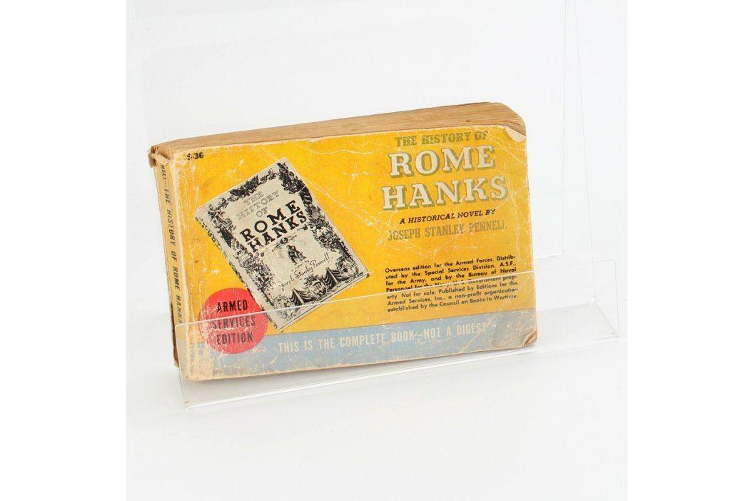 Kniha The history of Rome Hanks