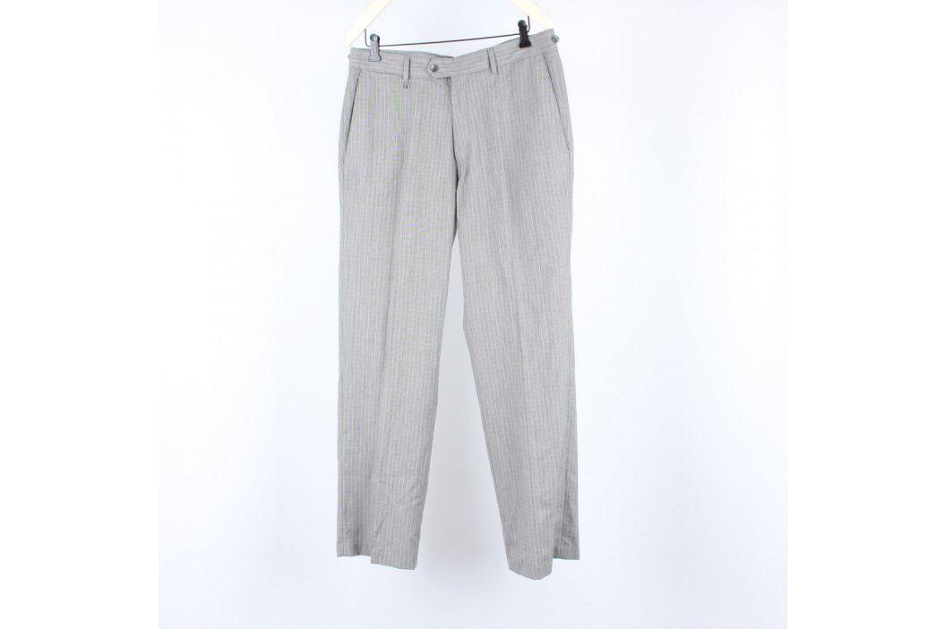 Pánské kalhoty Haggar odstín šedé