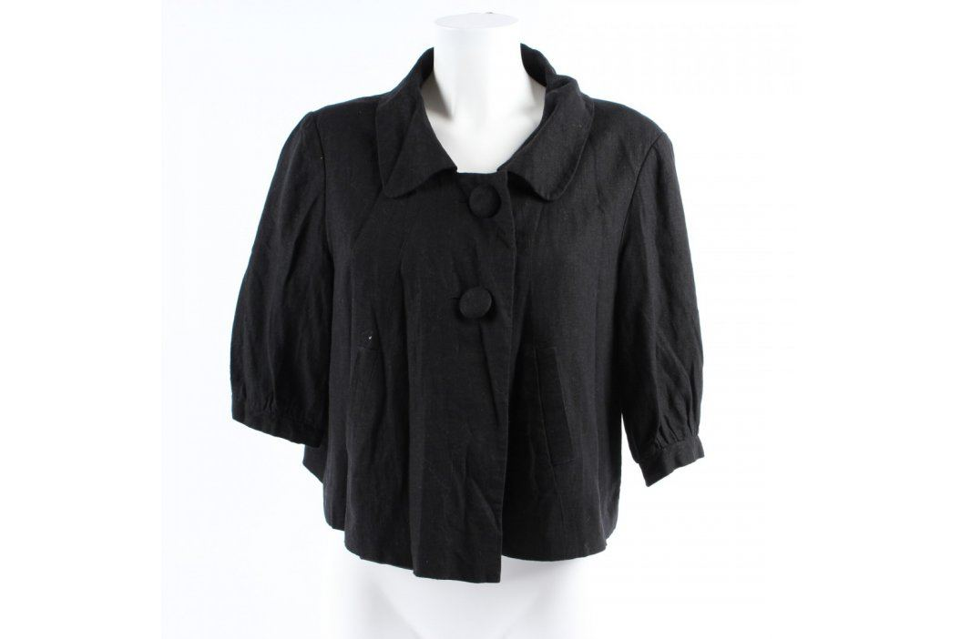 Dámské sako Dorothy Perkins černé