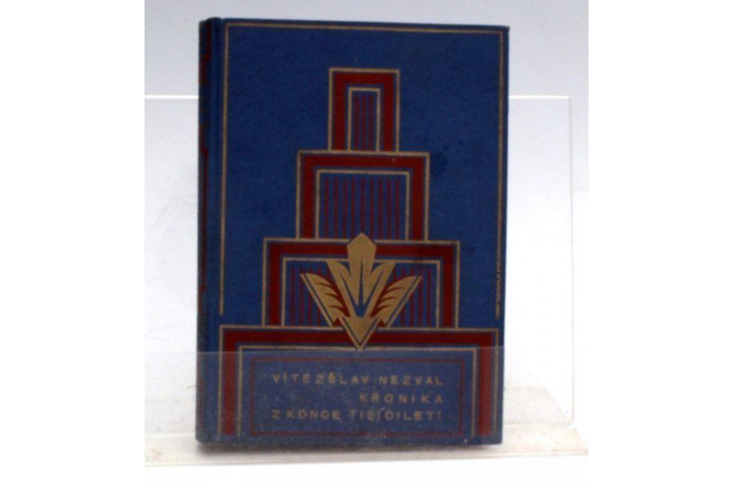 V. Nezval : Kronika z konce tisíciletí Knihy