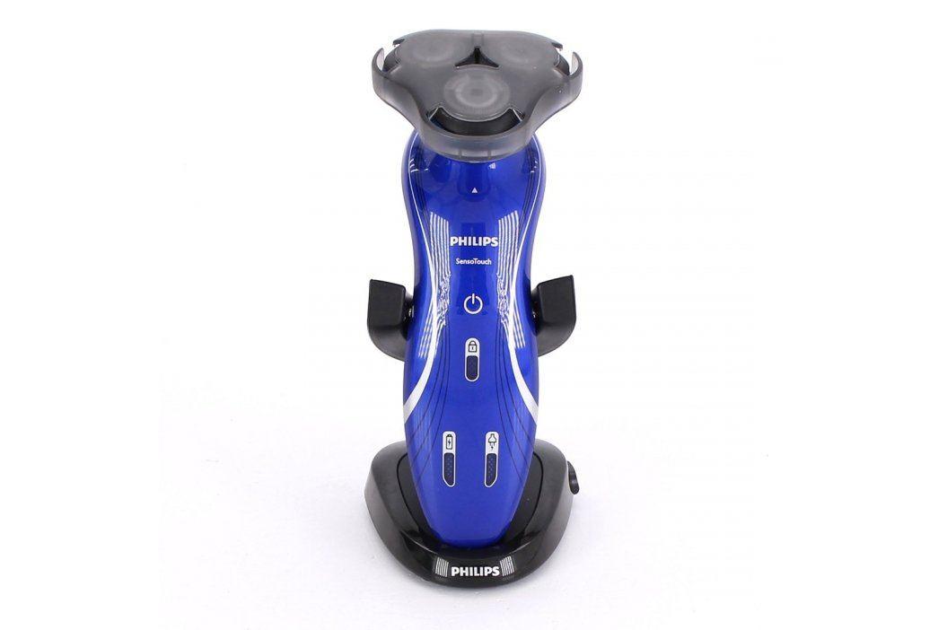 Holící strojek Philips RQ 1150 modrý