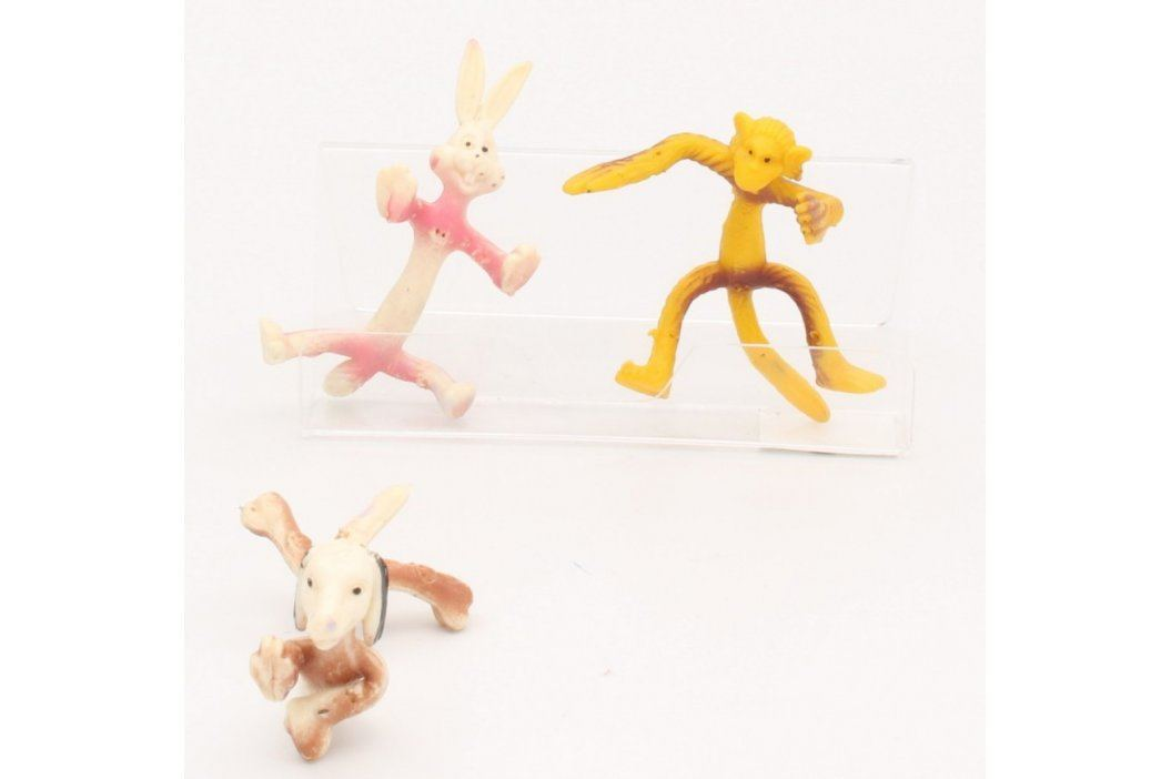 Hračky 3 zvířátka Postavičky, figurky a loutky