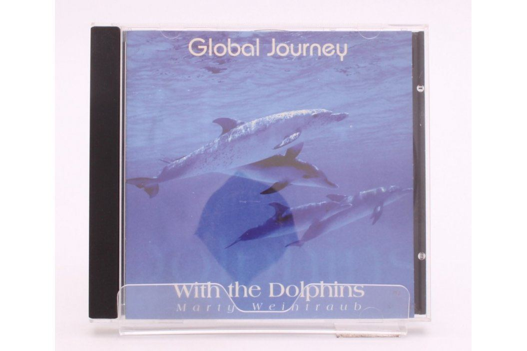 CD  Global jurney - With the dolphins Hudba