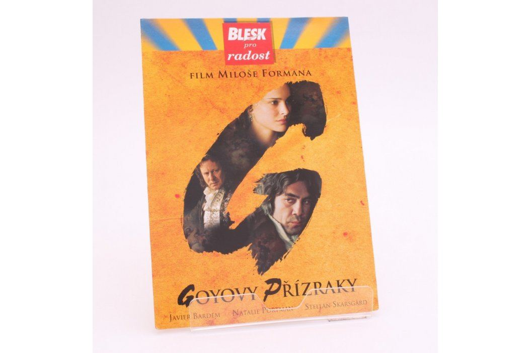 DVD - Goyovy přízraky