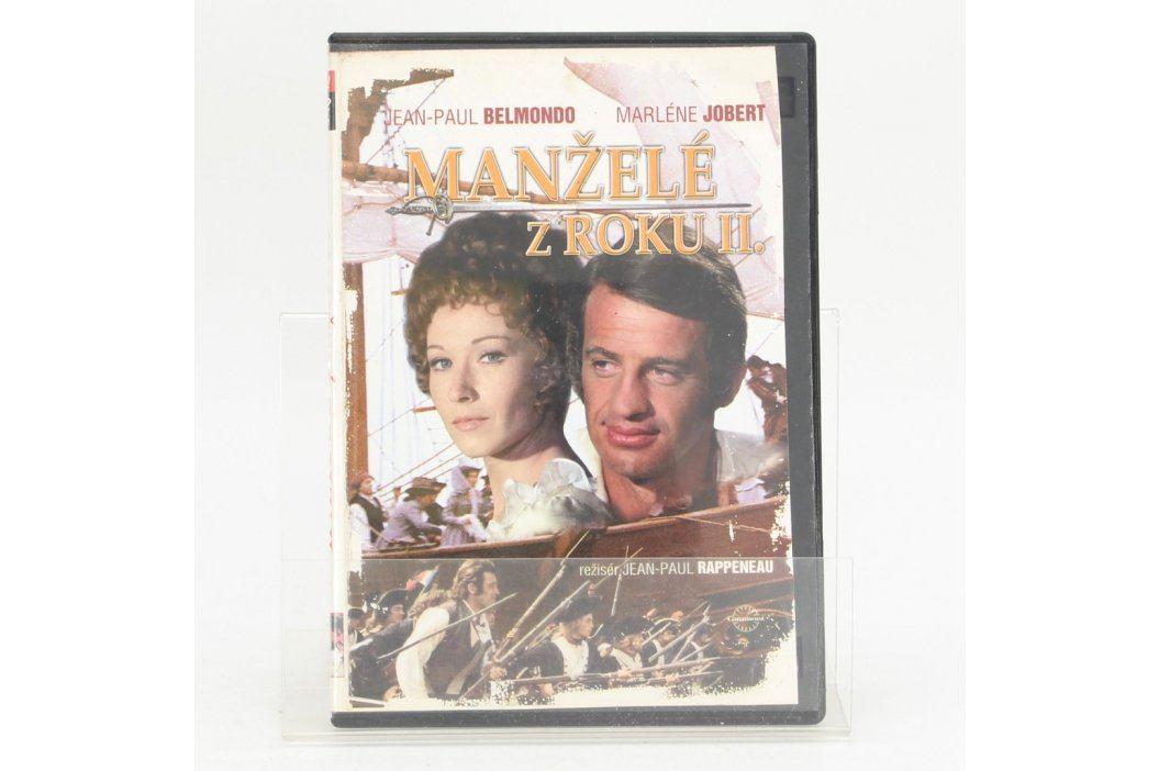 DVD - Manželé z roku II Filmy