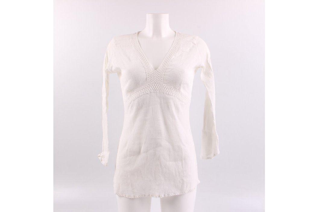 Dámská tunika Ocean Club bílá Dámská trička a topy