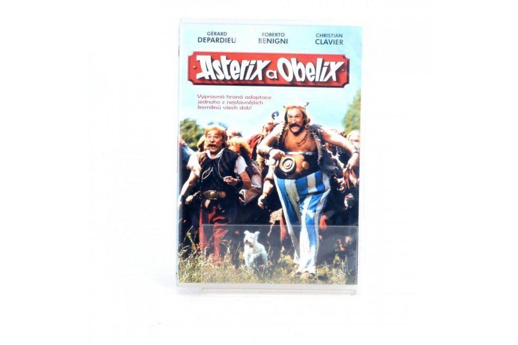 DVD Asterix a Obelix Filmy