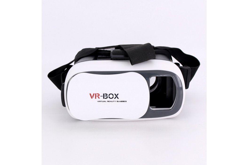 Virtuální brýle VR-Box bíločerné Chytré brýle