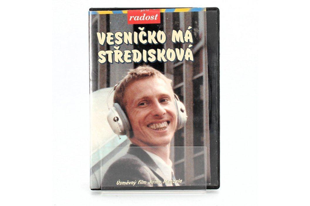 DVD Vesničko má středisková Filmy