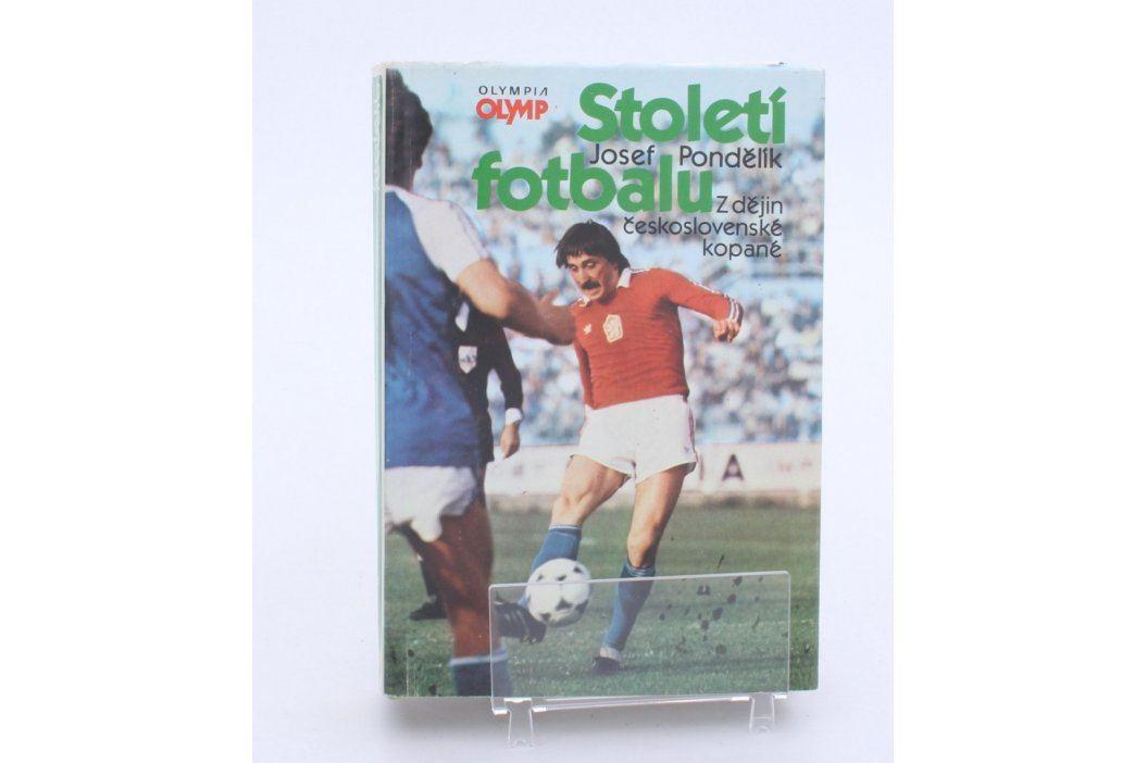 Kniha Století fotbalu Knihy