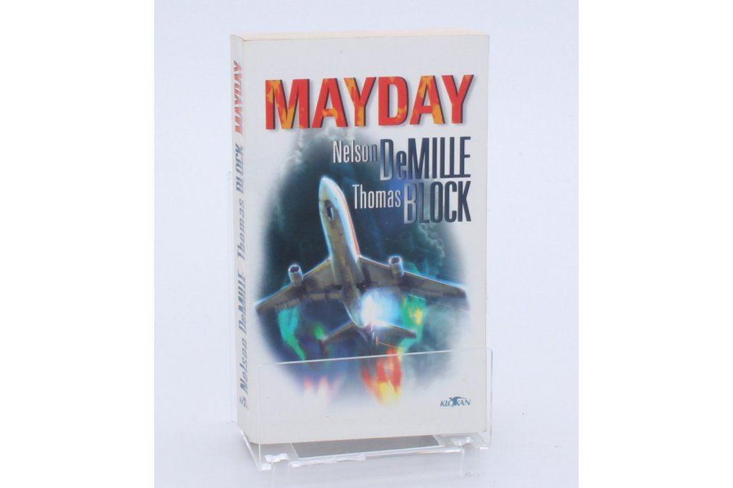 Kniha N. DeLille, T. Block: Mayday Knihy