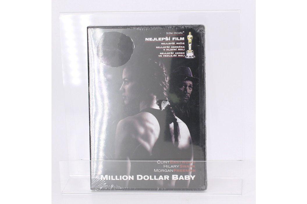 DVD film Million Dollar Baby Filmy