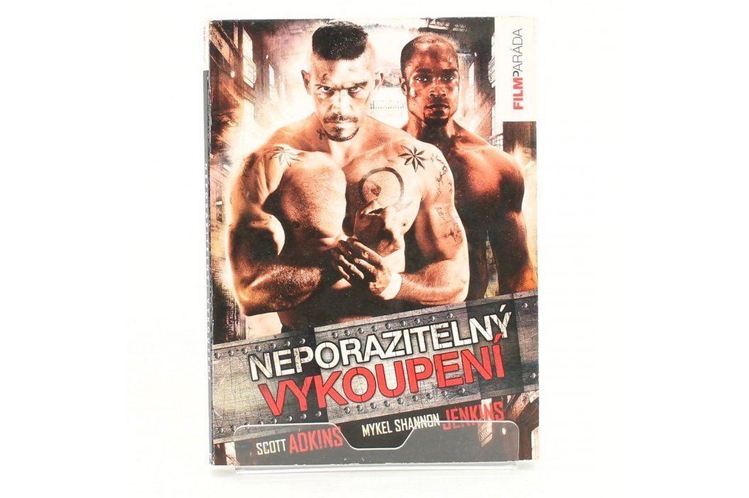 DVD film Neporazitelný: Vykoupení
