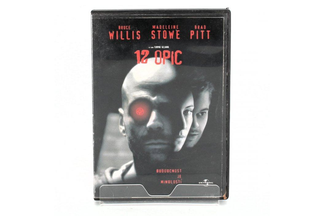 DVD film Terry Gilliam: 12 opic Filmy