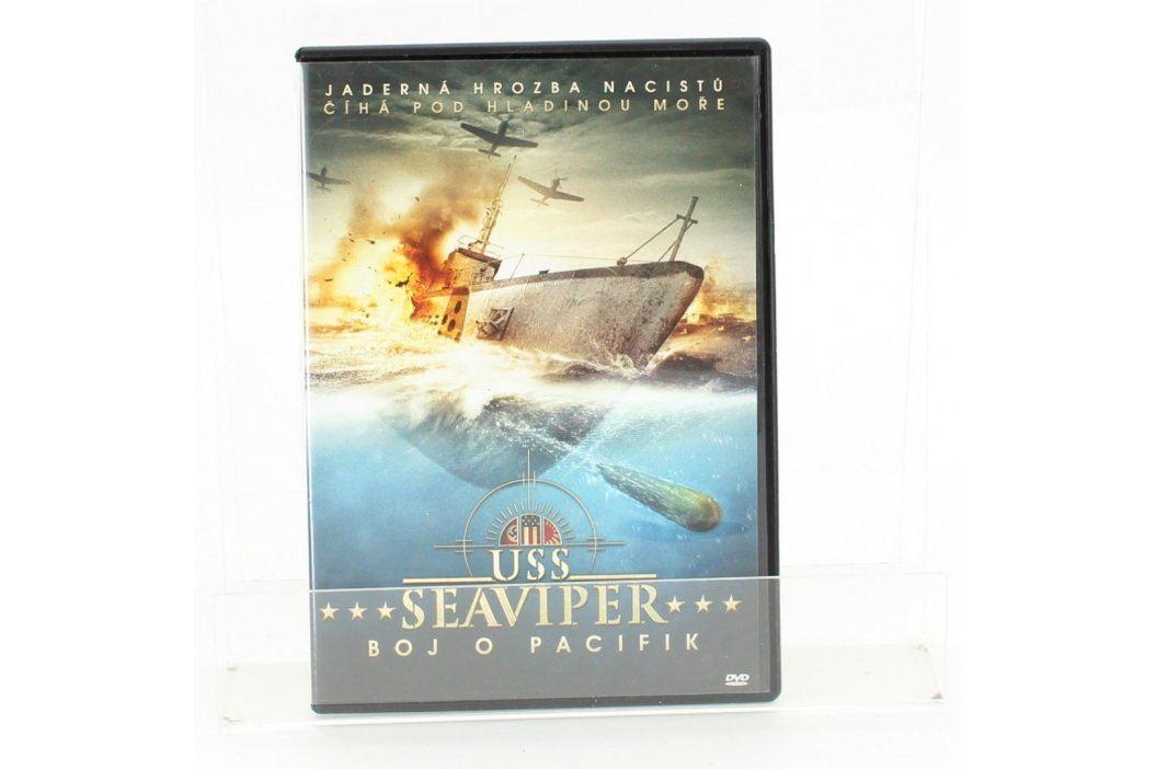 DVD film USS Seaviper boj o pacifik