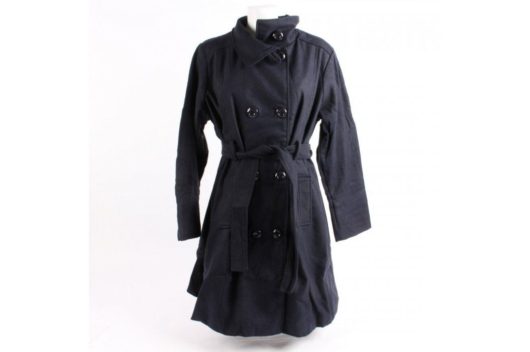 Dámský kabát Paris Blues tmavě šedý