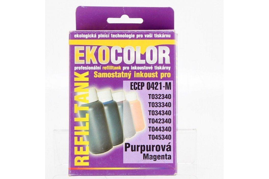 Inkoustová náplň Ekocolor ECEP 0421-M