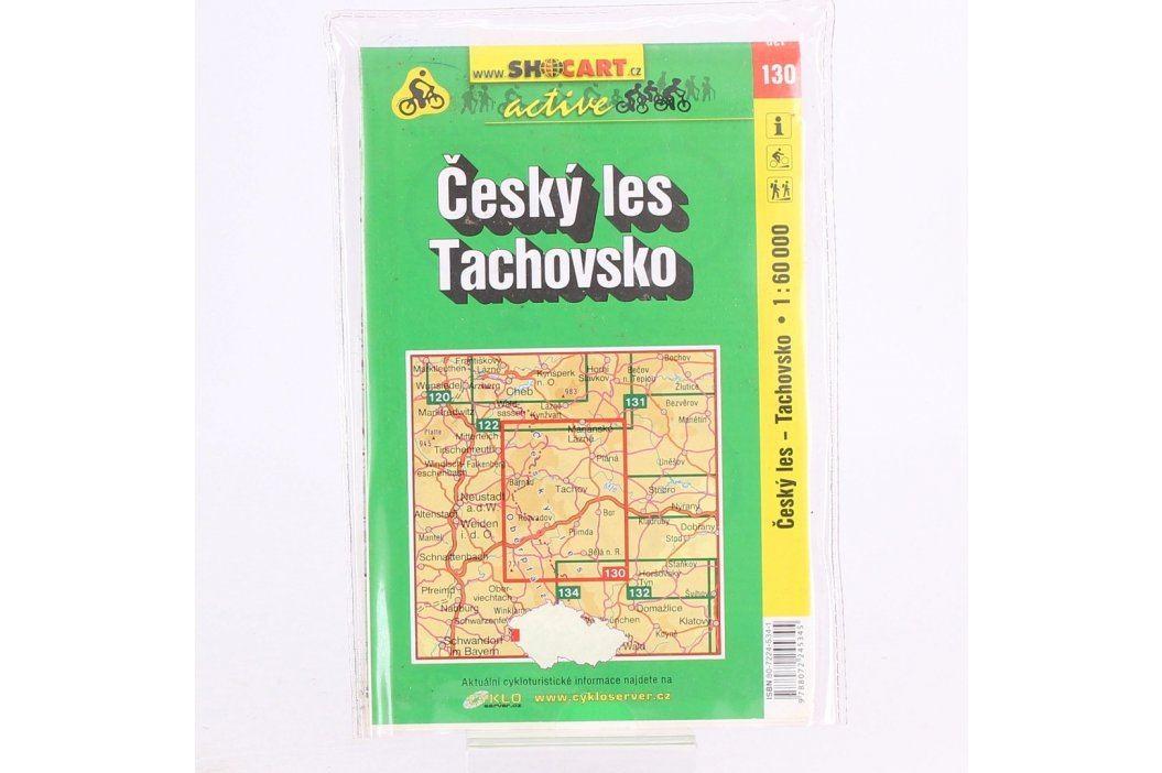 Mapa Shocart Český les, Tachovsko