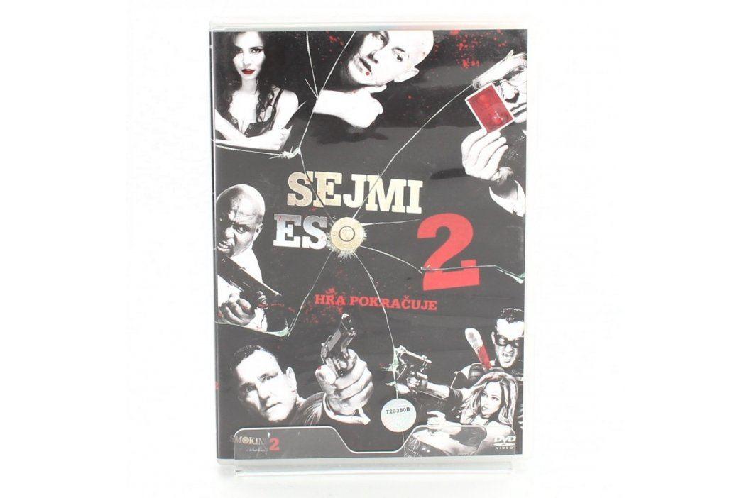 DVD Sejmi eso 2: Hra pokračuje Filmy