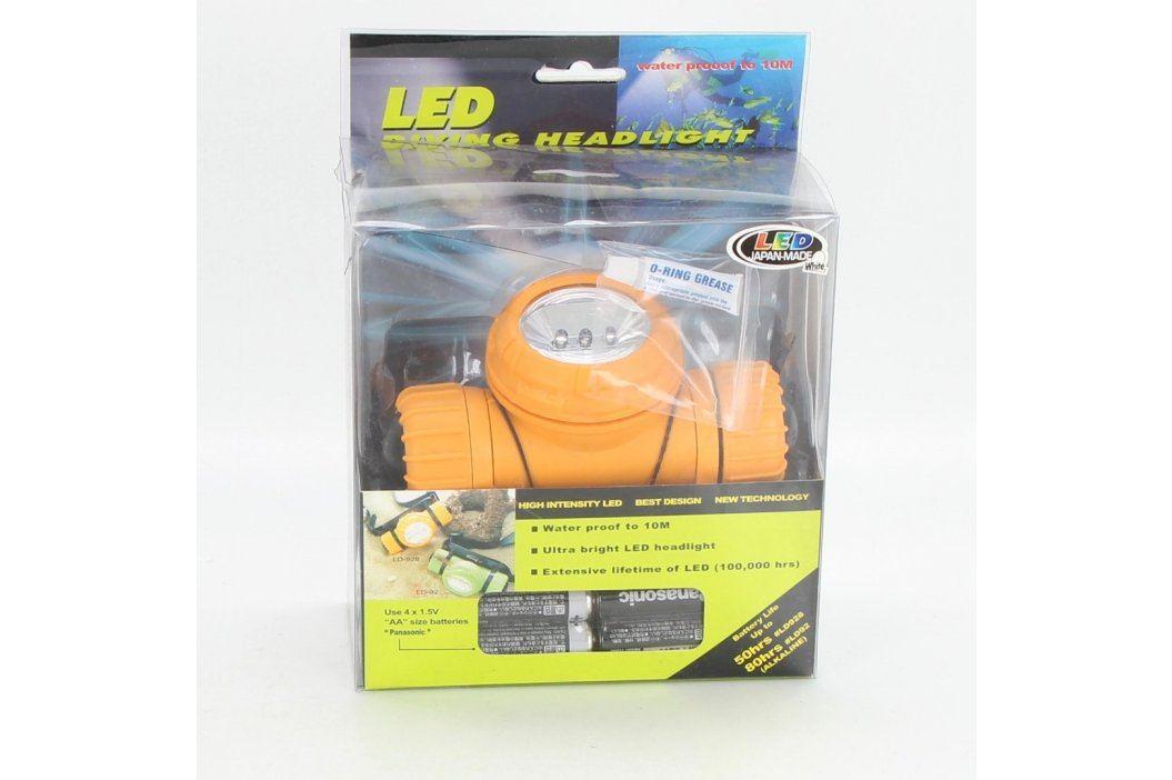 LED svítilna LD-92 pro potápění