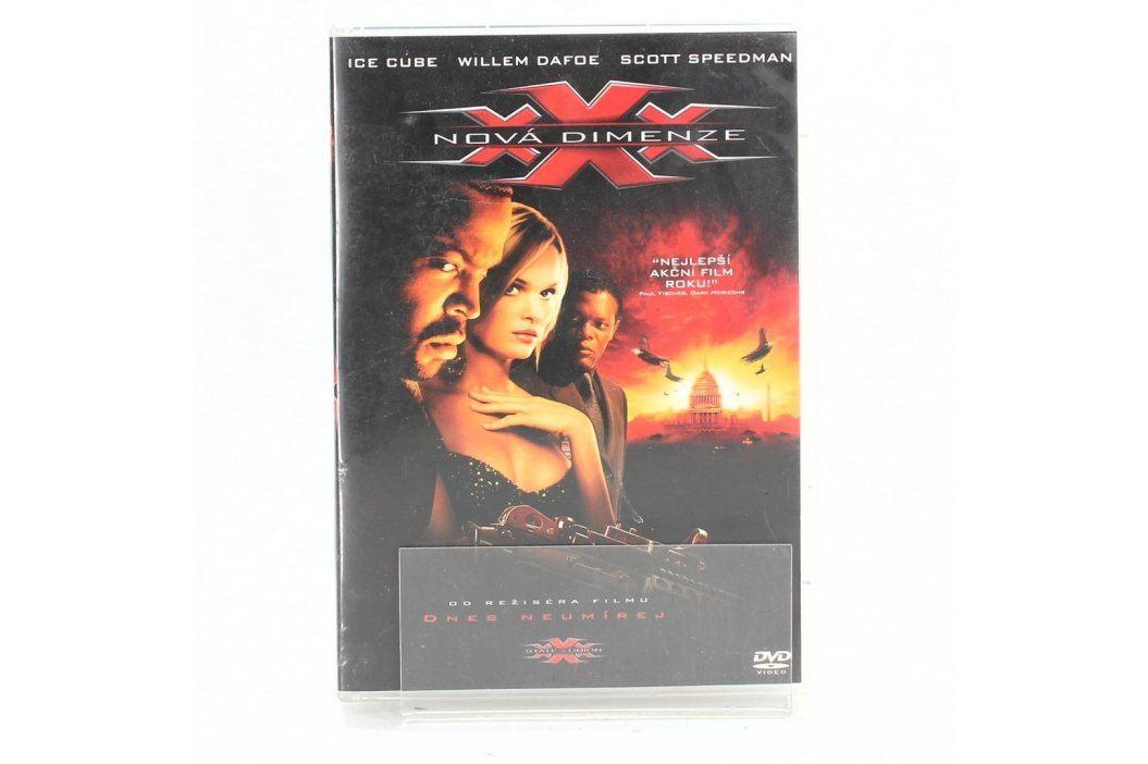 DVD XXX Nová dimenze Filmy