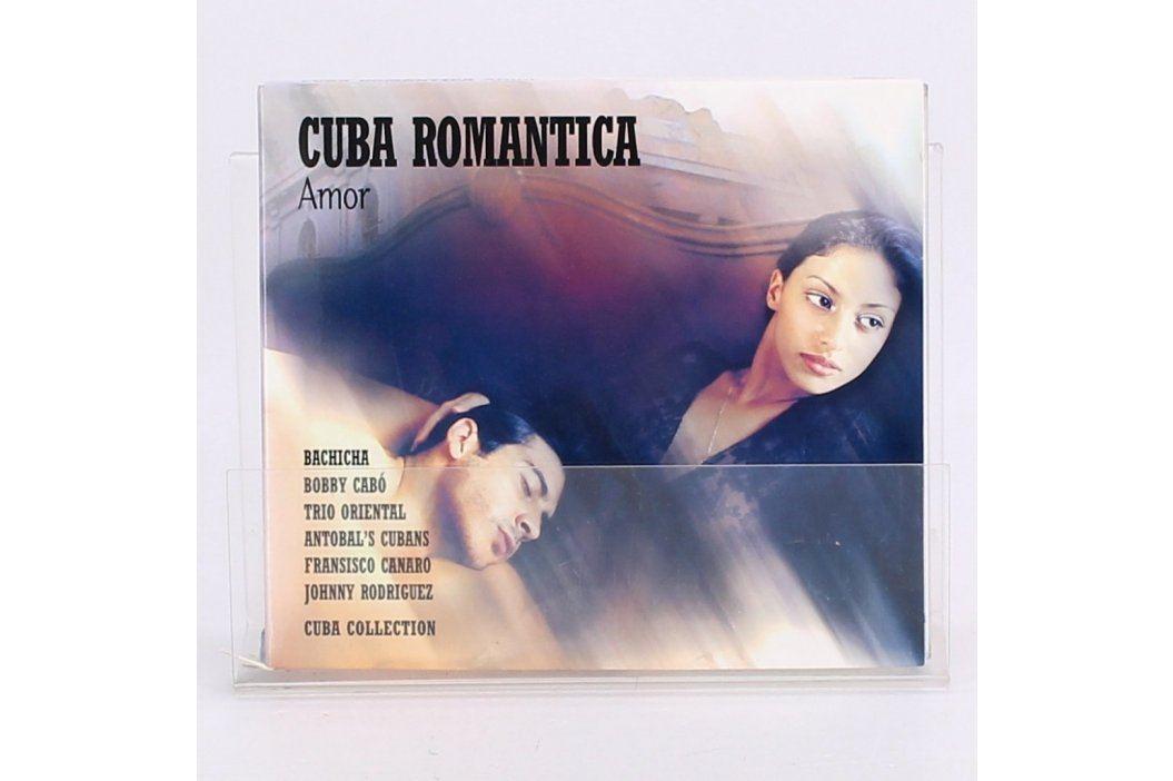 CD Cuba Romantica - Amor