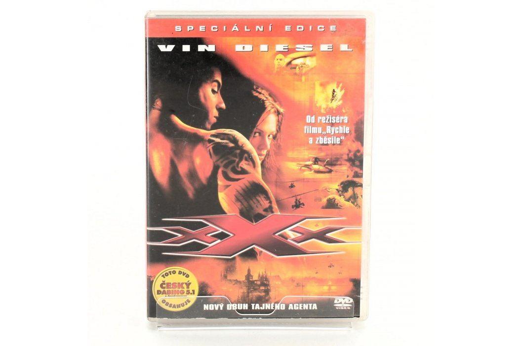 DVD film Vin Diesel: xXx Filmy