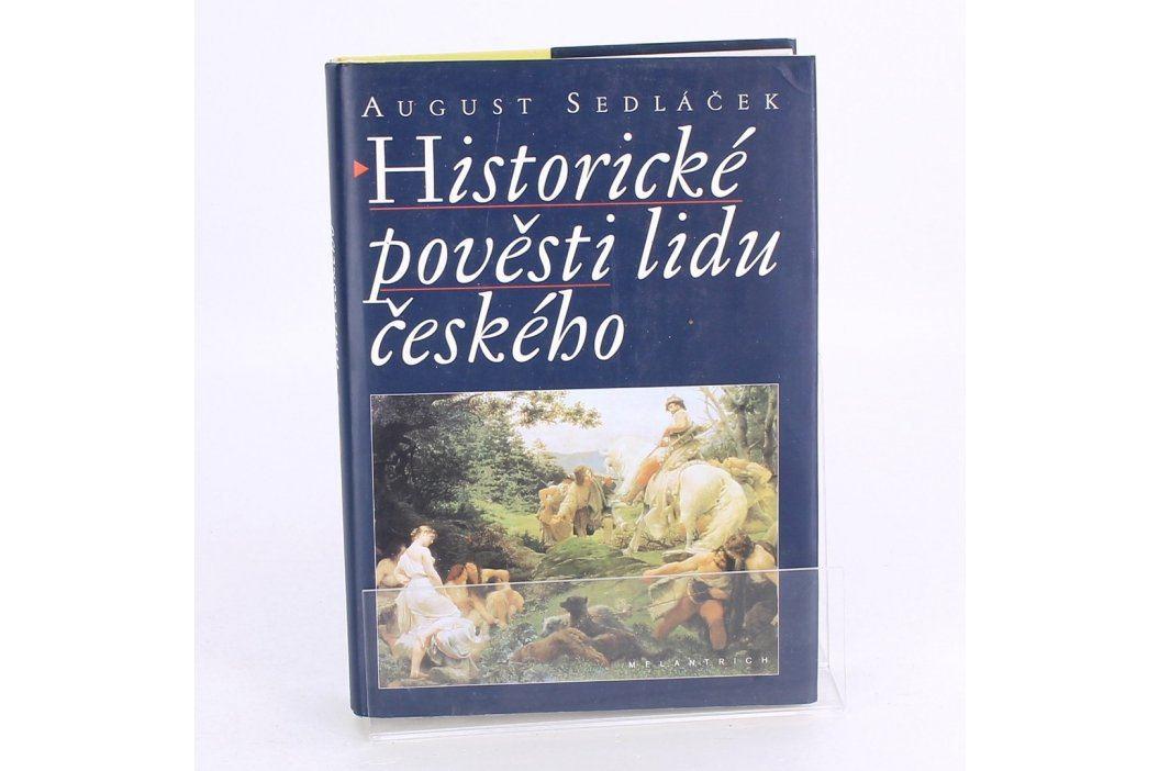 Historické pověsti lidu českého Knihy