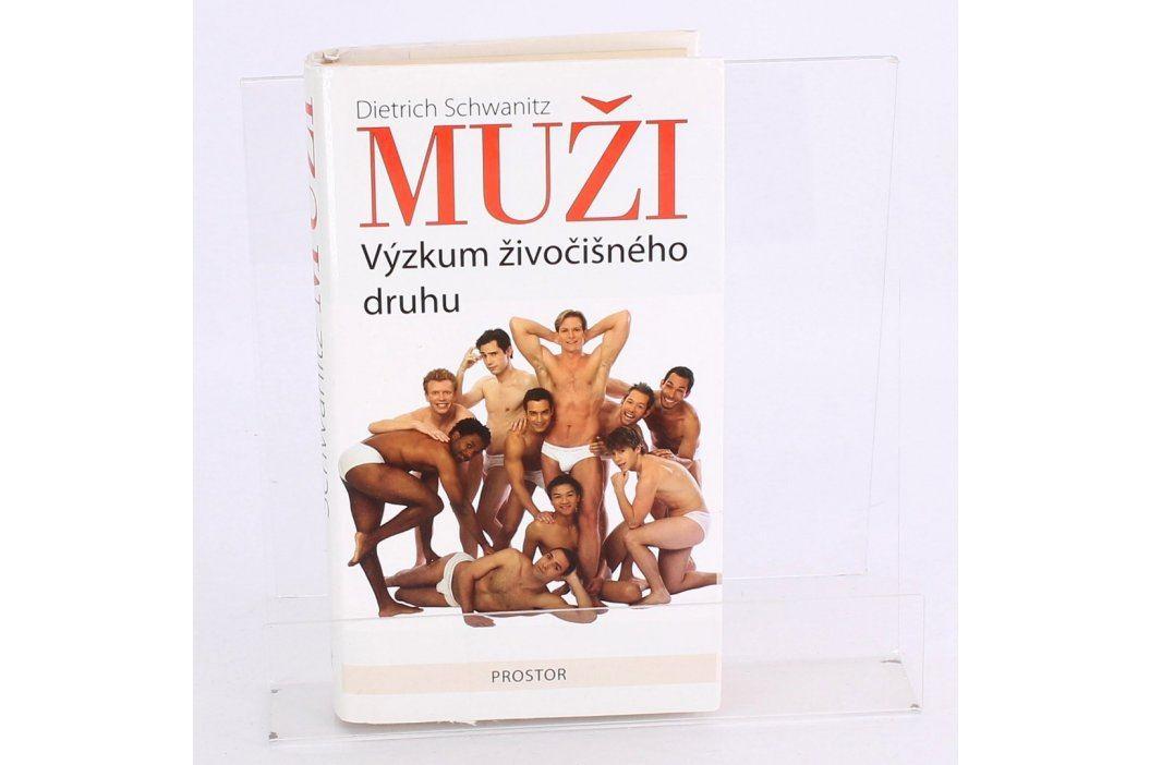 Muži- výzkum živočišného druhu Knihy